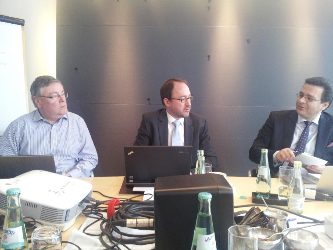 eID ePassport Conference Program Committee meeting in Berlin