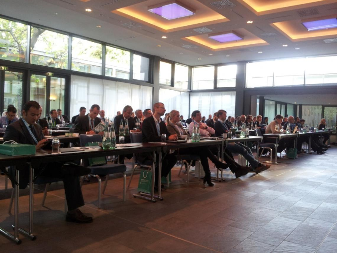 eID ePassport Conference Berlin: the audience