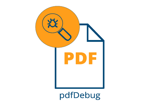 pdfDebug debug your code while your are writing it iText PDF