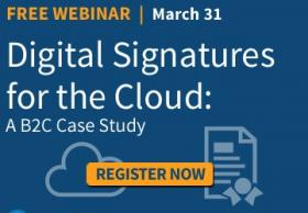 Digital Signatures Simplified for Consumers and Businesses