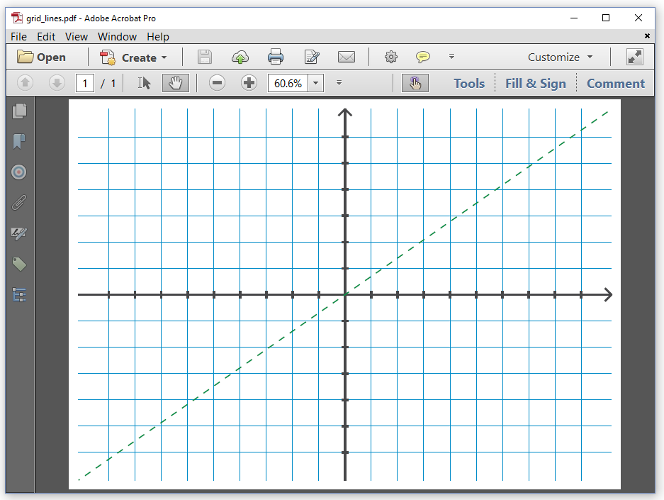 Figure 2.2: drawing a grid