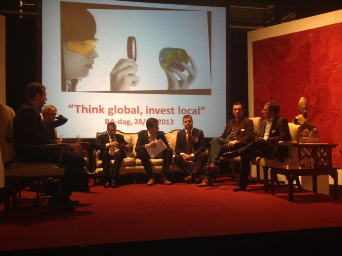 Business Angel Day Antwerp: panel discussion