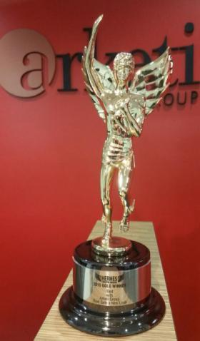 Hermes Award - iText Gets a New Look