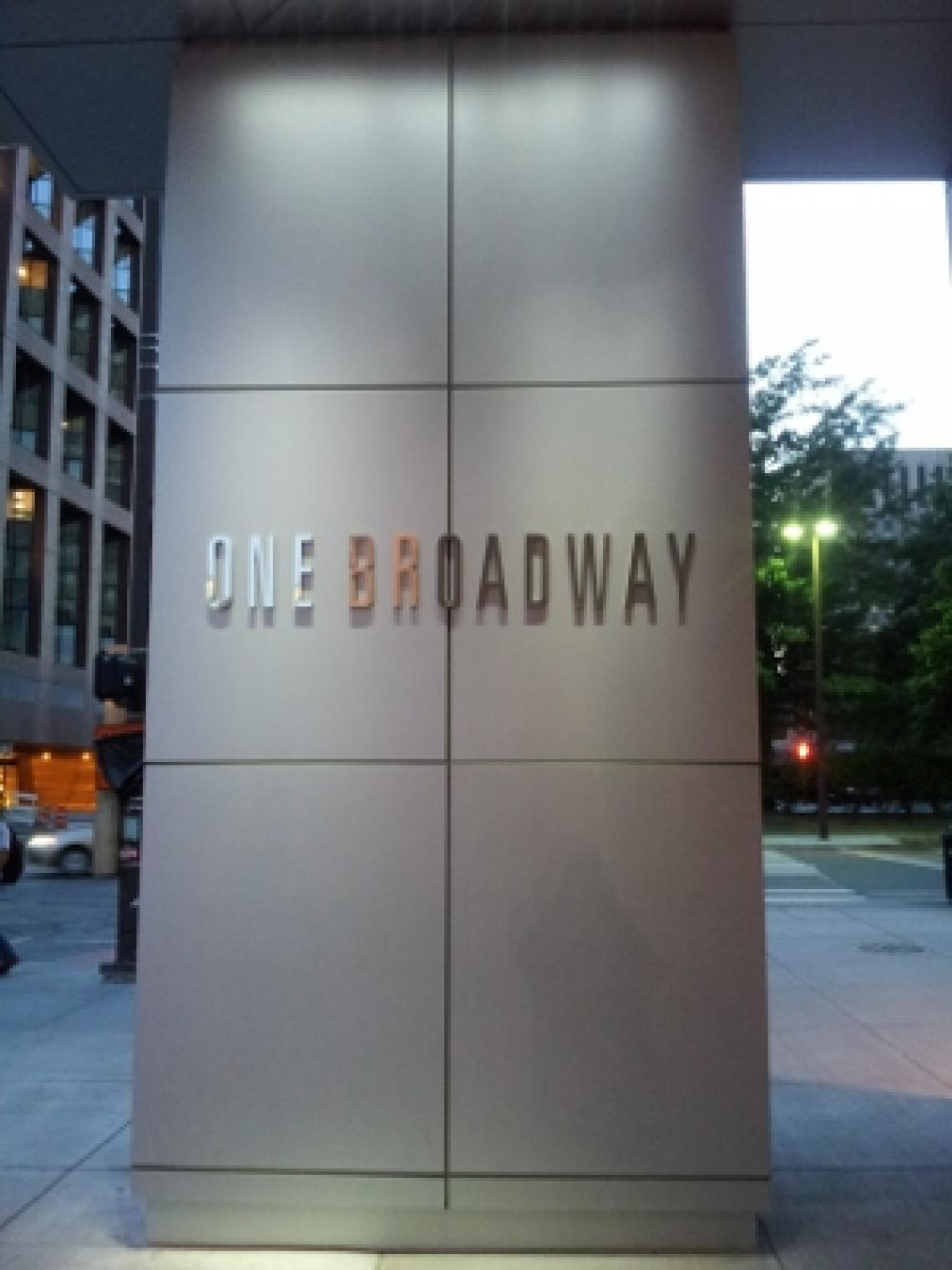 One Broadway, Cambridge