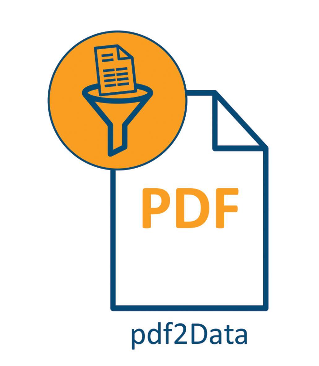 pdf2Data