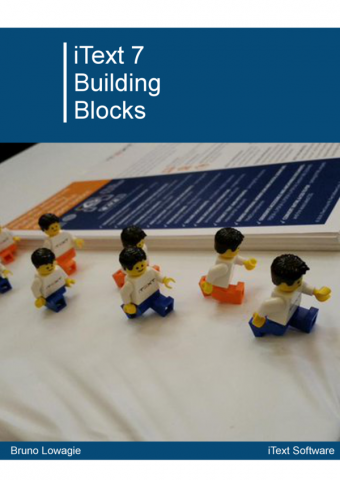 eBook cover iText 7 Building Blocks
