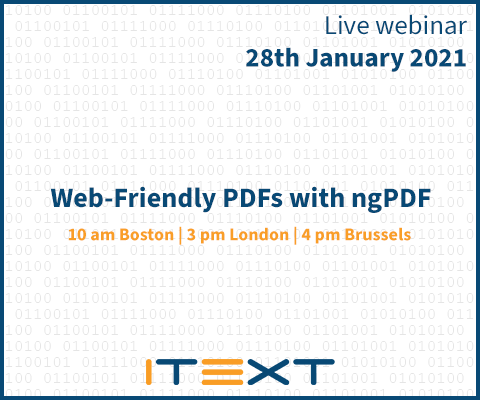 Live Webinar: Web-Friendly PDFs with ngPDF