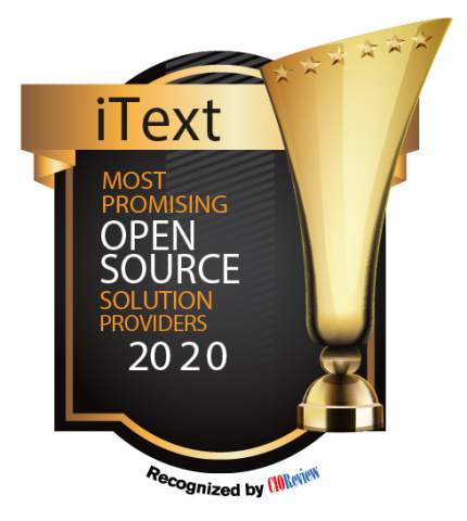 Most promising open source solution provider award