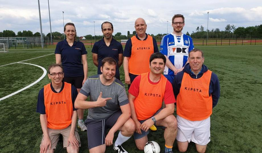 iText's football team