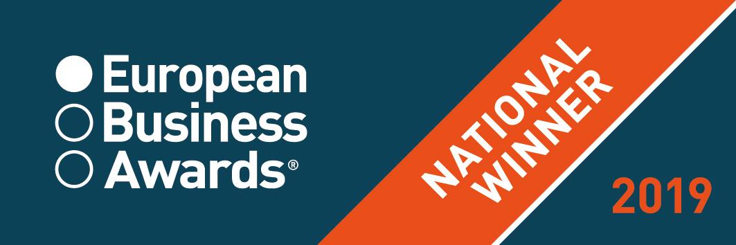 iText is the National Winner of the European Business Awards 2019