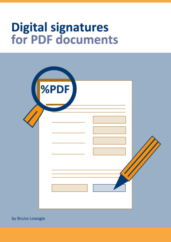 eBook cover Sign your PDFs with iText