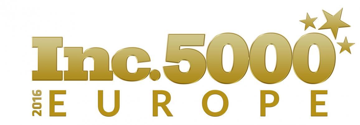 Inc. 5000 Europe 2016