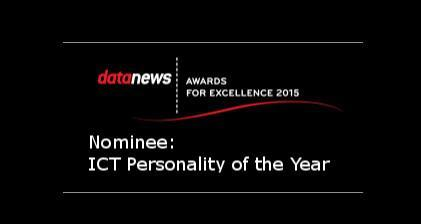 datanews awards for excellence 2015: Nominee: ICT Personality of the Year