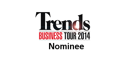 Trends Business Tour 2014 Nominee