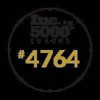 Inc. 5000 Europe #4764 2017