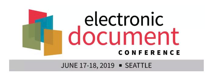 EDC 2019 Seattle