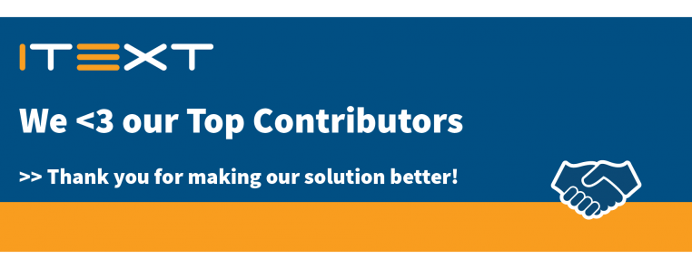 a big thank you to our q3 top contributors