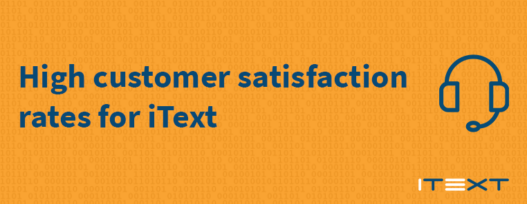 high customer satisfaction