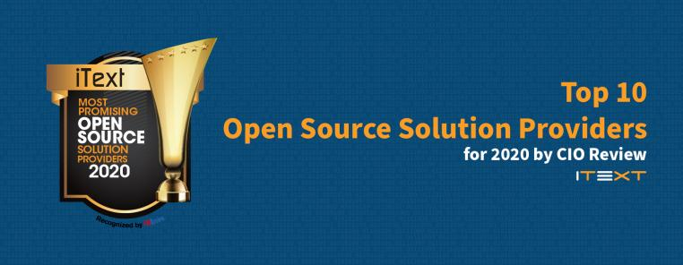 Top 10 Open Source Solution Providers